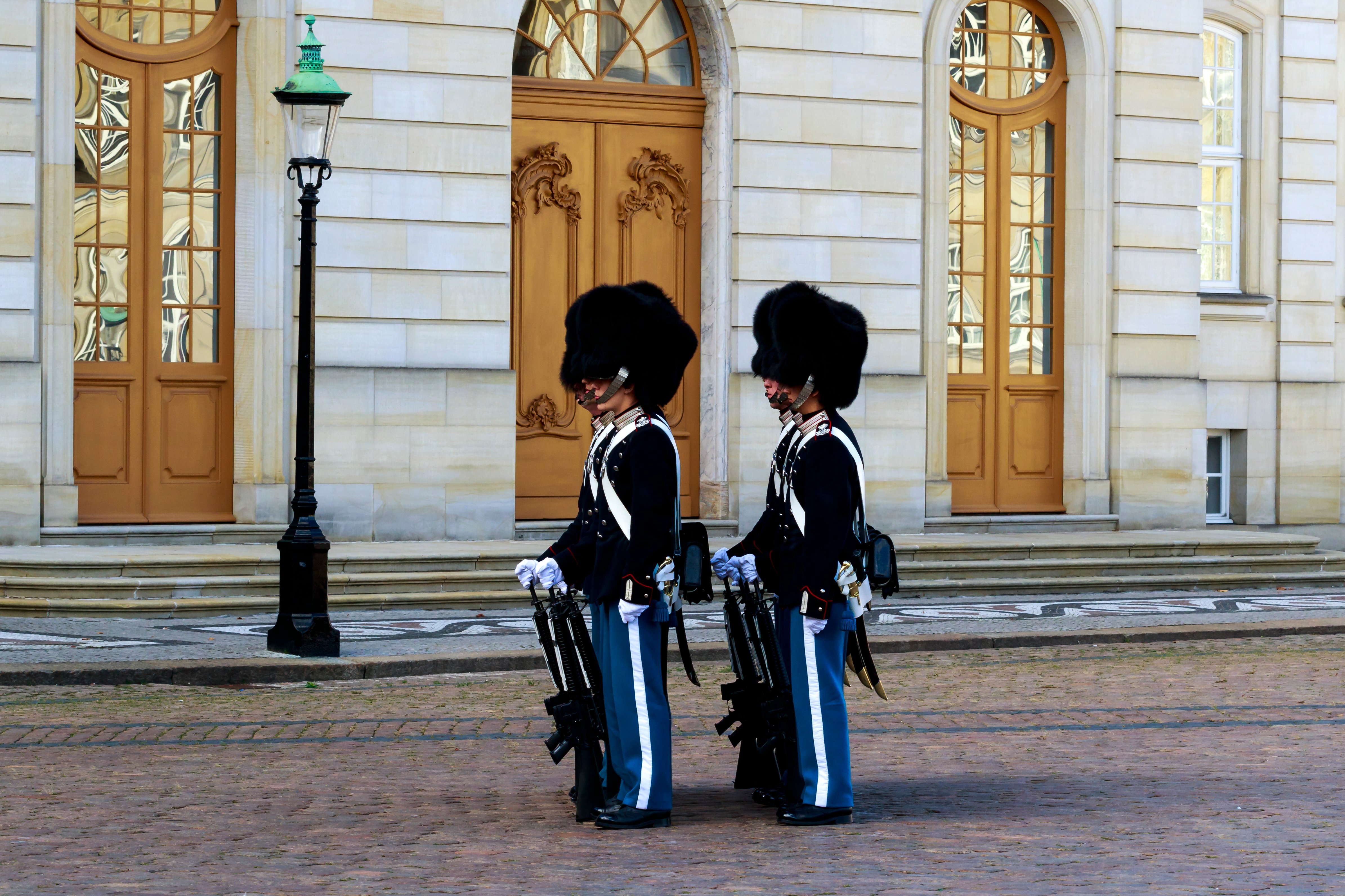 Royal guard, Copenhagen_3