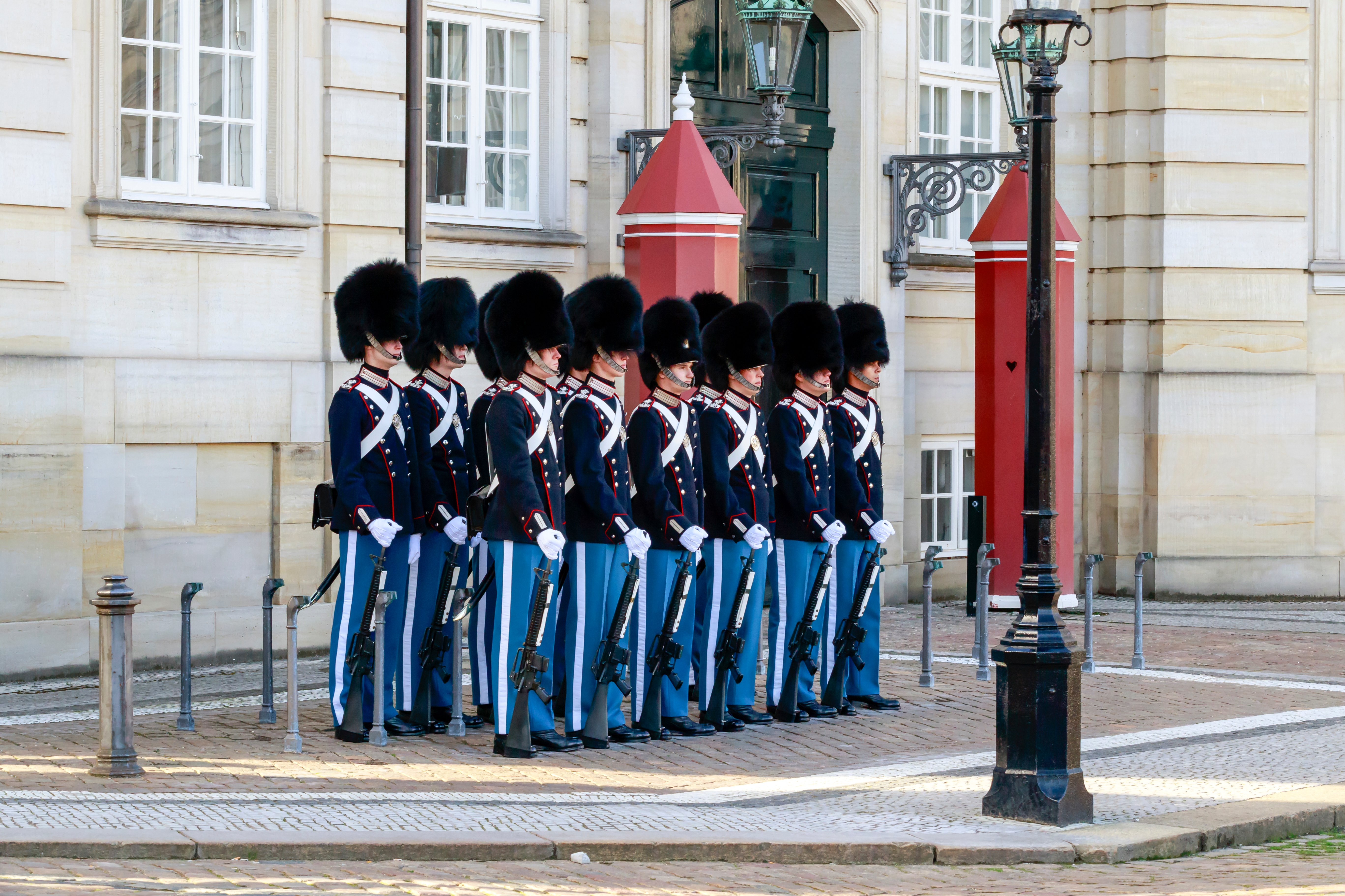 Royal guard, Copenhagen_2
