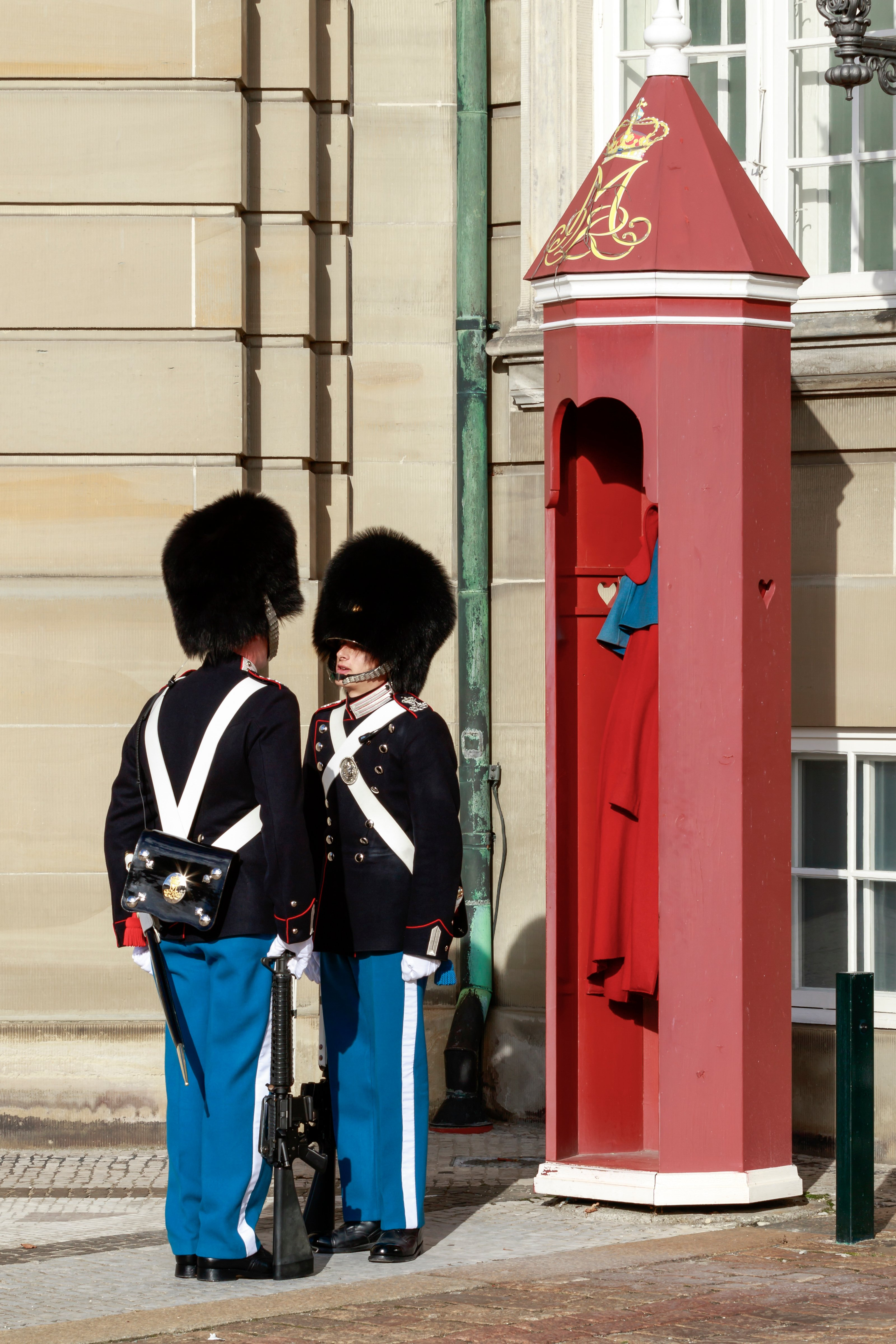 Royal guard, Copenhagen_1