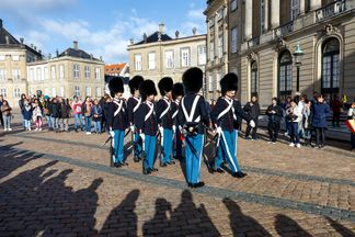 Royal guard, Copenhagen_4